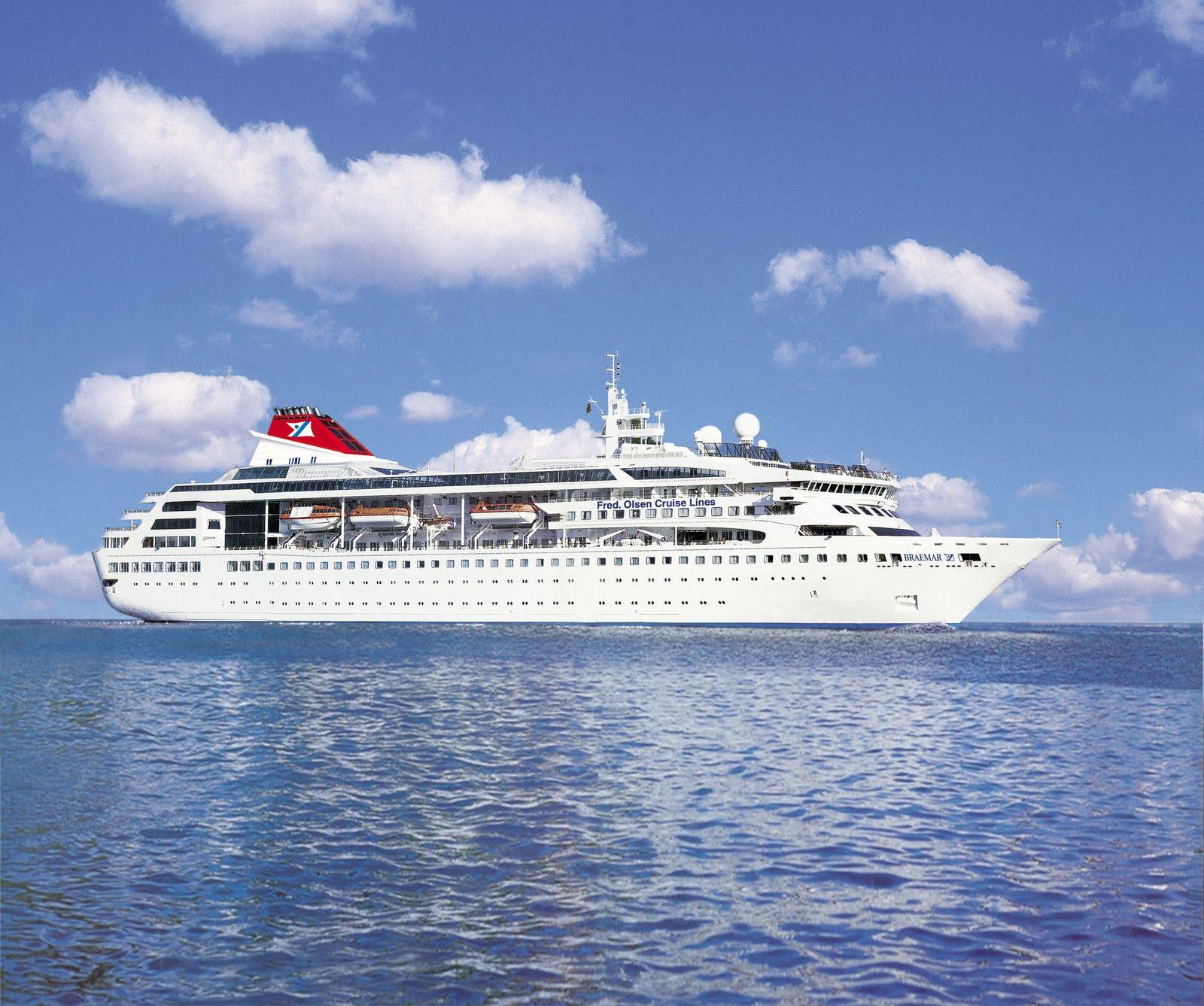 Balmoral Cruise Ship   Fitbudha.com