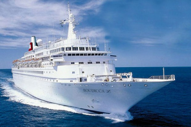 Norovirus Reported On Board The Boudicca Cruise Ship Hic
