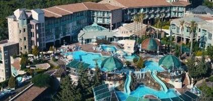 Sickness at the Liberty Hotels Lykia
