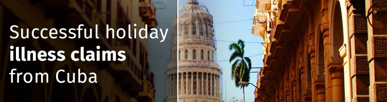 Holday Illness Claims in Cuba